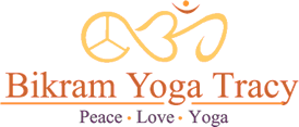 Bikram Yoga Tracy Logo